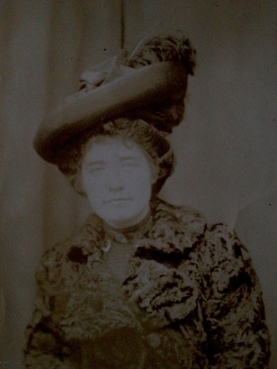 Frances Darlington c. 1900