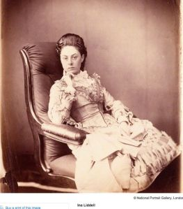 Lorina Liddell by Charles Lutwidge Dodgson 1870