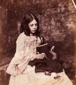 Lorina Liddell 1858