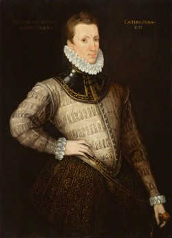NPG 5732; Sir Philip Sidney by Unknown artist