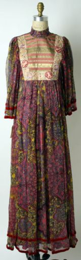Dress by Thea Porter c.1969