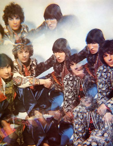 PInk Floyd in Thea Porter jackets
